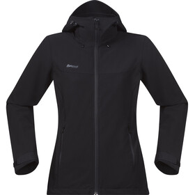 Bergans W's Ramberg Softshell Jacket Black/Solid Charcoal
